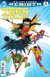 DC Comics's Teen Titans Issue # 1b