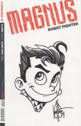 Dynamite Entertainment's Magnus: Robot Fighter Issue # 1o