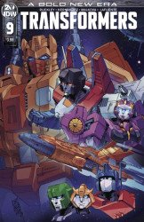 IDW Publishing's Transformers Issue # 9
