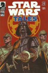 Dark Horse Comics's Star Wars Tales Issue # 21c