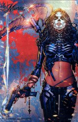 Coffin Comics's La Muerta: Retaliation Issue # 1g