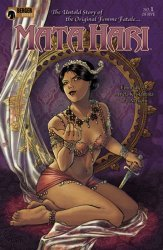 Dark Horse Comics's Mata Hari Issue # 1