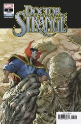 Marvel Comics's Doctor Strange Issue # 1 - 2nd print