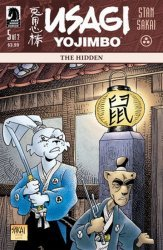 Dark Horse Comics's Usagi Yojimbo: The Hidden Issue # 5