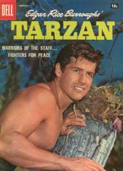 Dell Publishing Co.'s Tarzan Issue # 101b