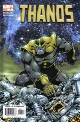 Marvel Comics's Thanos Issue # 4