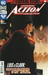 DC Comics's Action Comics Issue # 1010