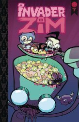 Oni Press's Invader Zim Hard Cover # 2