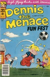 Hallden's Dennis the Menace: Fun Fest  Issue # 17