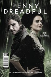 Titan Comics's Penny Dreadful Issue # 4b
