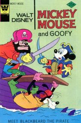 Gold Key's Mickey Mouse Issue # 164whitman