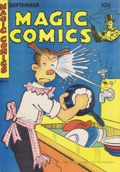 David McKay Publications's Magic Comics Issue # 74