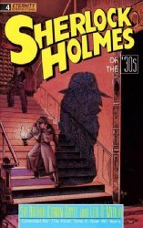 Eternity's Sherlock Holmes of the '30's Issue # 4