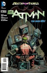 DC Comics's Batman Issue # 14
