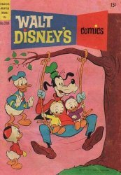 W.G.(Wogan)Publications's Walt Disney's Comics Issue # 294