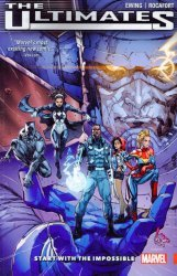 Marvel's The Ultimates TPB # 1
