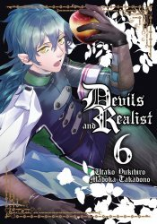 Seven Seas Entertainment's Devils and Realist Soft Cover # 6