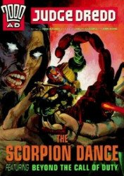 Octopus Publishing Group's Judge Dredd: Scorpion Dance TPB # 1