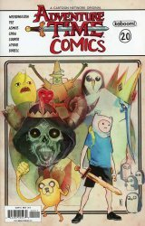 KaBOOM!'s Adventure Time Comics Issue # 20
