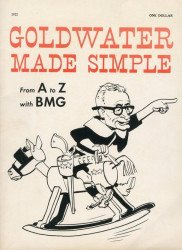 Rodney Publications's Goldwater Made Simple Soft Cover # 1