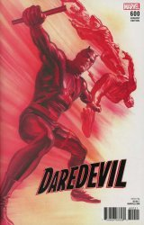 Marvel Comics's Daredevil Issue # 600b
