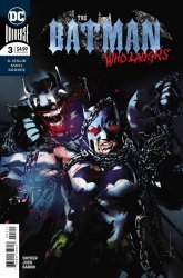 DC Comics's Batman Who Laughs Issue # 3