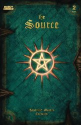 Scout Comics's The Source Issue # 2