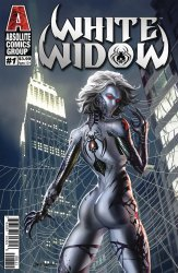 Red Giant Entertainment's White Widow Issue # 1