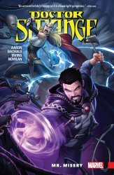 Marvel Comics's Doctor Strange Hard Cover # 4
