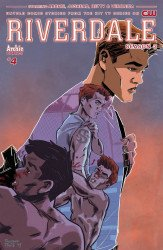 Archie Comics Group's Riverdale Season 3 Issue # 4