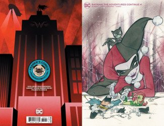 DC Comics's Batman: The Adventures Continue Issue # 4frankies-b