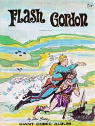 King Features Comics's Flash Gordon: Giant Comic Album Giant Size nn