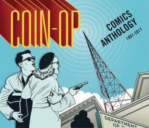 Top Shelf Productions's Coin-Op Comics Anthology Hard Cover # 1
