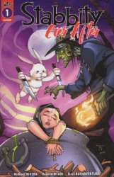 Scout Comics's Stabbity Ever After Issue # 1webstore