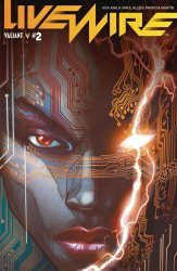 Valiant Entertainment's Livewire Issue # 2