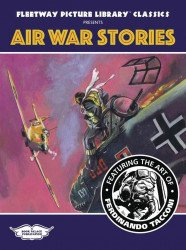 Book Palace's Fleetway Picture Library Classics Presents: Air War Stories TPB # 1
