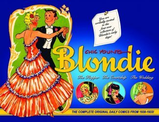 IDW Publishing's Blondie Hard Cover # 1