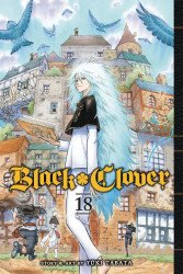 Viz Media's Black Clover Soft Cover # 18