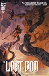 DC Black Label's The Last God Issue # 9