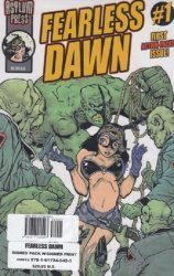 Asylum Press's Fearless Dawn Issue # 1set