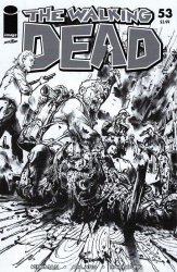 Image Comics's The Walking Dead Issue # 53blind bag-c