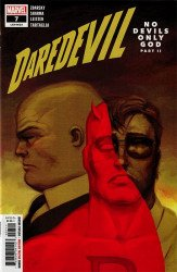Marvel Comics's Daredevil Issue # 7