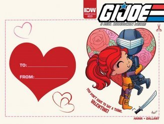 IDW Publishing's G.I. Joe: A Real American Hero Issue # 225c