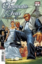 Marvel Comics's Fantastic Four: Wedding Special Issue # 1