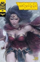 DC Comics's Wonder Woman Issue # 51c