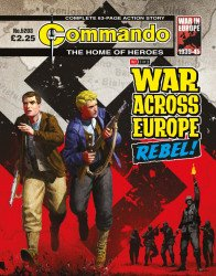 D.C. Thomson & Co.'s Commando: For Action and Adventure Issue # 5203