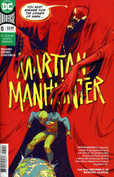 DC Comics's Martian Manhunter Issue # 5
