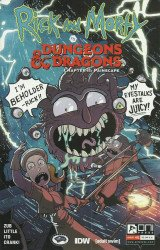 Oni Press's Rick And Morty Vs Dungeons & Dragons Chapter II: Painscape Issue # 1b