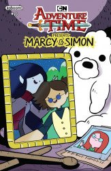 KaBOOM!'s Adventure Time: Marcy & Simon Issue # 6