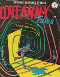 Alan Class & Company's Uncanny Tales Issue # 160